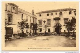 Sevilla - Plaza De Dofia Elvira - Sevilla