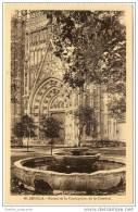 Sevilla -  Puerta De La Concepcion De La Catedral - Sevilla