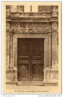 Sevilla -  Una Portada Del Ayuntamiento - Sevilla