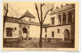 Sevilla - Casa De Pilatos, Angulo De Fachadas - Sevilla