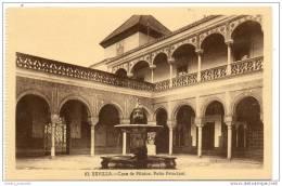 Sevilla - Casa De Pilatos, Patio Principal - Sevilla