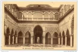 Sevilla - Real Alcazar - Patio De Las Doncellas - Sevilla