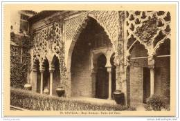 Sevilla - Reales Alcazares - Patio Del Yeso - Sevilla