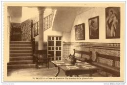 Sevilla - Casa De America - Un Interior De La Planta Baja - Sevilla