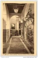 Sevilla - Casa De America - Galeria De Entrada Al Patio Principal - Sevilla