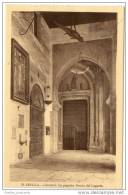 Sevilla - Catedral - La Popular Puerta Del Lagarto - Sevilla