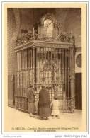Sevilla - Catedral - Retablo Enverjado Del Milagrosso Cristo De Los Desamparados - Sevilla
