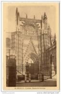 Sevilla - Catedral - Puerta De Principe - Sevilla