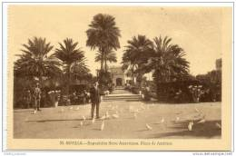 Sevilla - Exposicion Ibero Americana - Plaza De America - Sevilla