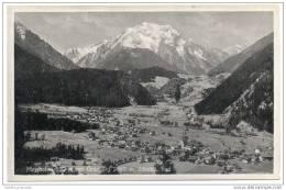 Austria - Mayrhofen Mit Grünberg  Zillertal - Tirol - Austria