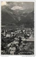Austria - Innsbruck Gegen Nordkette - Liechtenstein Stamp & Slogan Postmark (1968) - Austria