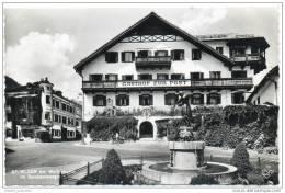 Austria - Salzburg - Gasthof Zur Post - St Gilgen Am Wolfgangsee, Salzkammergut - Austria