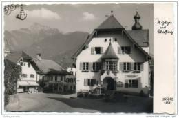 Austria - St Gilgen Mit Schafberg (F E Brandt) - Austria