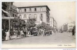 Cairo -  Le Caire - Opera Square - Place De LOpera - Cairo