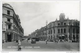 Ceylon (Sri Lanka) - York Street - Fort - Colombo - Sri Lanka (Ceylon)