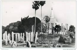Ceylon (Sri Lanka) - Thuparama Dagoba - Anuradhapura - Sri Lanka (Ceylon)