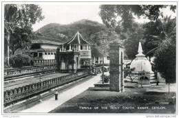 Ceylon (Sri Lanka) - Temple Of The Holy Tooth - Kandy - Sri Lanka (Ceylon)