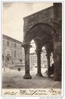 Italy - Perugia - Piazza Del Municipio (1911) - Perugia