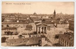 Italy- Milano - Panorama Da Porta Ticinese - Milano (Milan)