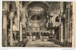 Italy - Venezia - Interno Della Basilica Di S.Marco - Venezia (Venice)