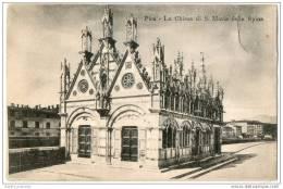 Pisa - La Chiesa Di Santa Maria Della Spina - Pisa