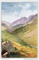 Val De Redasco (Valtellina) Artist Illustrated G Palaz - Sondrio