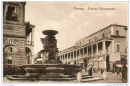 Faenza - Fontana Monumentale - Faenza