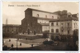Faenza - Cattedrale E Piazza Umberto I - Faenza