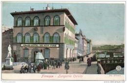 Firenze - Lungarno Corsini - Grand Hotel De New York - Firenze (Florence)