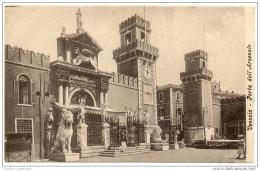 Venezia - Porta Dell' Arsenale - Venezia (Venice)