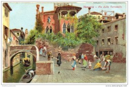 Venezia - Rio Delle Torreselle - Venezia (Venice)