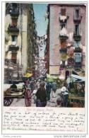 Italy - Vico Di Basso Porto, Napoli - 1905 - Napoli (Naples)