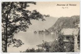 Italy - Panorama Di Varenna (1911) - Como
