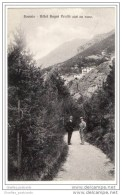 Bormio - Hotel Bagni Vecchi - Visti Dal Basso (1911) - Sondrio