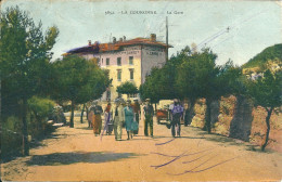 13 LA COURONNE GARE L'ESTAQUE MIRAMAS - France