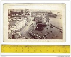 Kl 2751 ( 2  Scans ) Originale Photo - ITALIA Napoli Santa Lucia Dal Hotel De Rome - Napoli