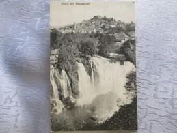 JAJCE MIT WASSERFALL - Bosnie-Herzegovine