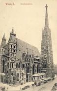 Wien, Stephansdom (1908), 2 Scans - Wien