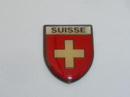 Pin's BLASON DE SUISSE - Villes