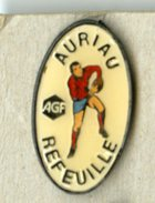PIN'S RUGBY AURIAC REFEUILLE AGF - Rugby