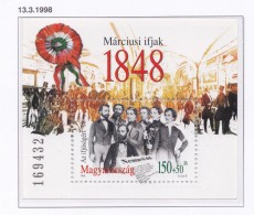 HONGRIE 1998 BLOC 244 MNH - Hongrie