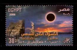 EGYPT / 2006 / Solar Eclipse / MNH / VF - Nuovi