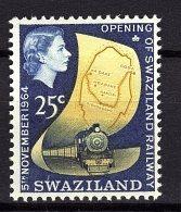 Swaziland, 1964, SG 112, Mint Hinged - Swaziland (...-1967)