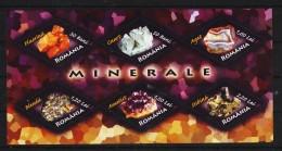 2006 - MINERALE Mi No 383 MNH - Blocks & Kleinbögen
