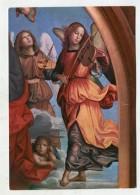 CHRISTIANITY  - AK280590 Roma - Citta Del Vaticano - Pinacoteca - Raffaello : Angelo Musicante - Paintings, Stained Glasses & Statues