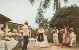 Mexico - Hotel Ruiz Galindo In Fortin De Las Flores - Mexican Dance Huapango - Slightly Damaged Corner: See 2 Scans - Mexico