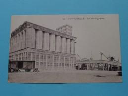 Le Silo à Grains ( 12 Lucien Pollet Lille ) Anno 19?? ( Zie Foto Voor Details ) !! - Dunkerque