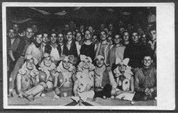 WW2 British Prisoners Of War Theatre Censor Postcard Stalag XX1D POW Camp Posen Poland - War 1939-45