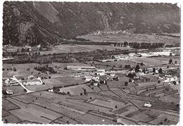 CASTIONE: Aerofoto 1961 - TI Tessin