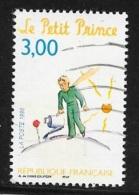 N° 3179   FRANCE  - OBLITERE  -  LE PETIT PRINCE   -  1998 - Francia